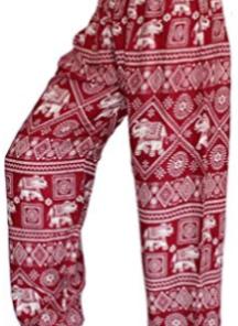 Yoga Palazzo Casual Pants - Edited